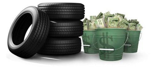 See Summer Tire Specials and Rebates