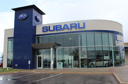 Barrie Subaru 2454 Doral Drive, Innisfil, Ontario L9S 0A3