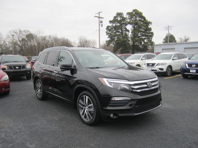 2016 Honda Pilot 2WD 4DR Touring W/RE SUV