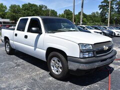 2005 Chevrolet Silverado 1500 Crew CAB 143.5 WB LS Truck Crew Cab