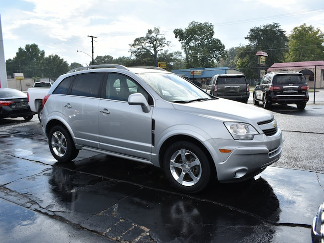 Used 2014 Chevrolet Captiva Sport For Sale In Pine Bluff Ar Stock