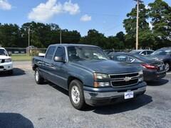 2006 Chevrolet Silverado 1500 EXT CAB 143.5 WB 2W Truck Crew Cab