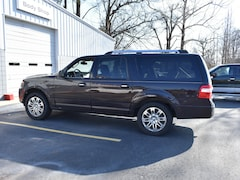 2013 Ford Expedition EL 2WD 4DR XLT SUV