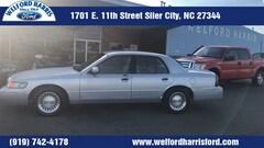 2000 Mercury Grand Marquis LS Sedan