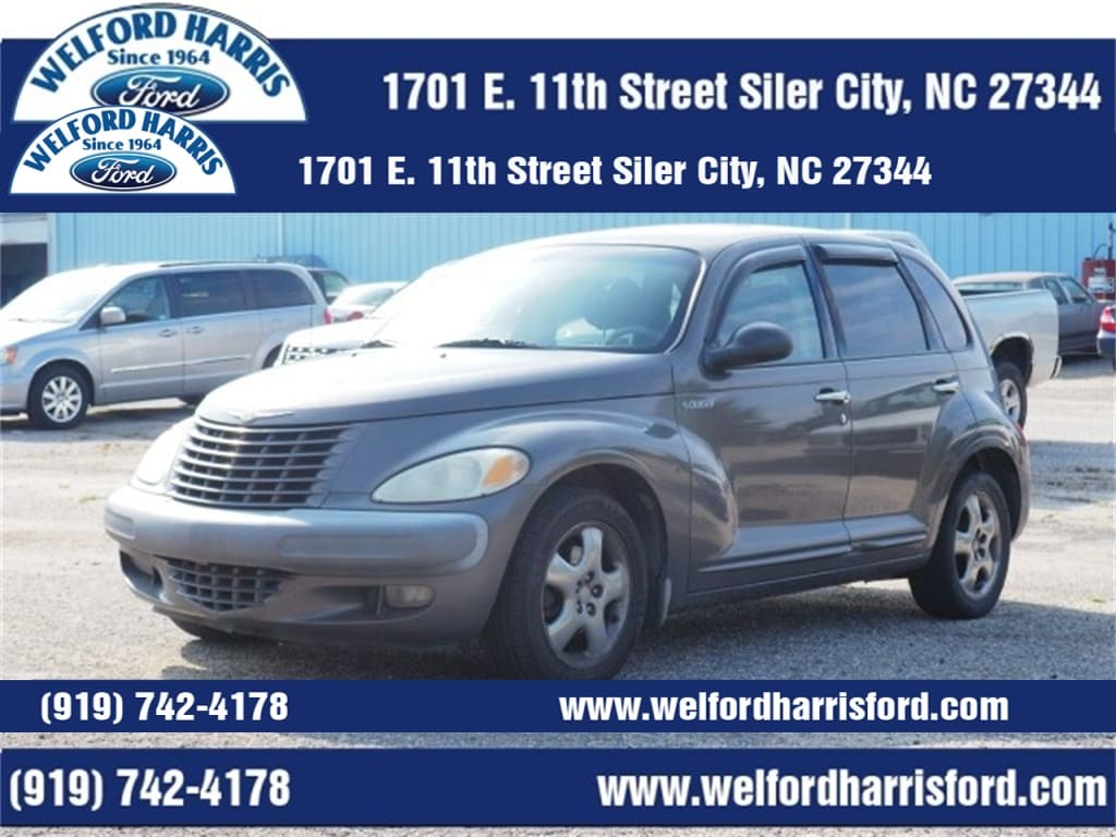 2001 Chrysler PT Cruiser Limited SUV