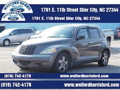 2001 Chrysler PT Cruiser Limited SUV