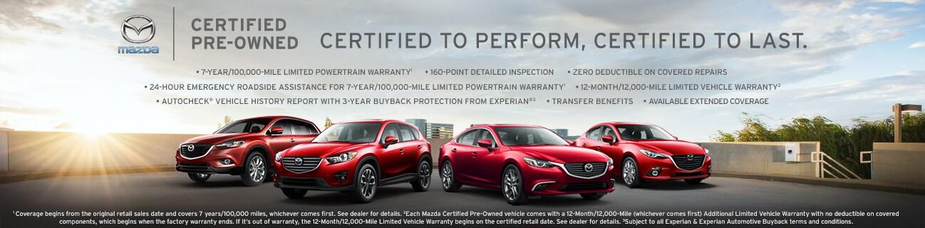 View Mazda CX 9 Inventory