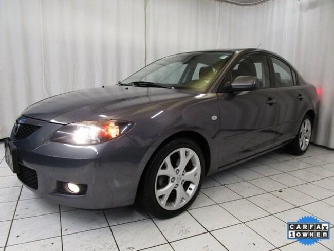 Used 2008 Mazda Mazda3 i Sedan Wellesley