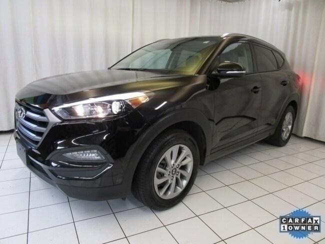 Used 2016 Hyundai Tucson Eco SUV Wellesley