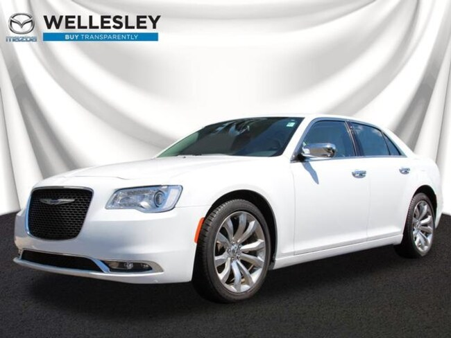 Used 2018 Chrysler 300 Limited Sedan Wellesley
