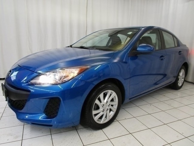 Used 2012 Mazda Mazda3 i Sedan Wellesley