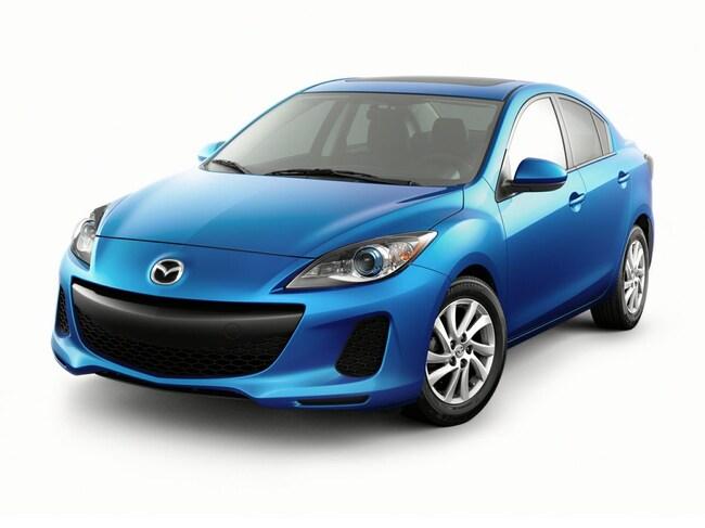 Used 2012 Mazda Mazda3 i Sedan Wellesley