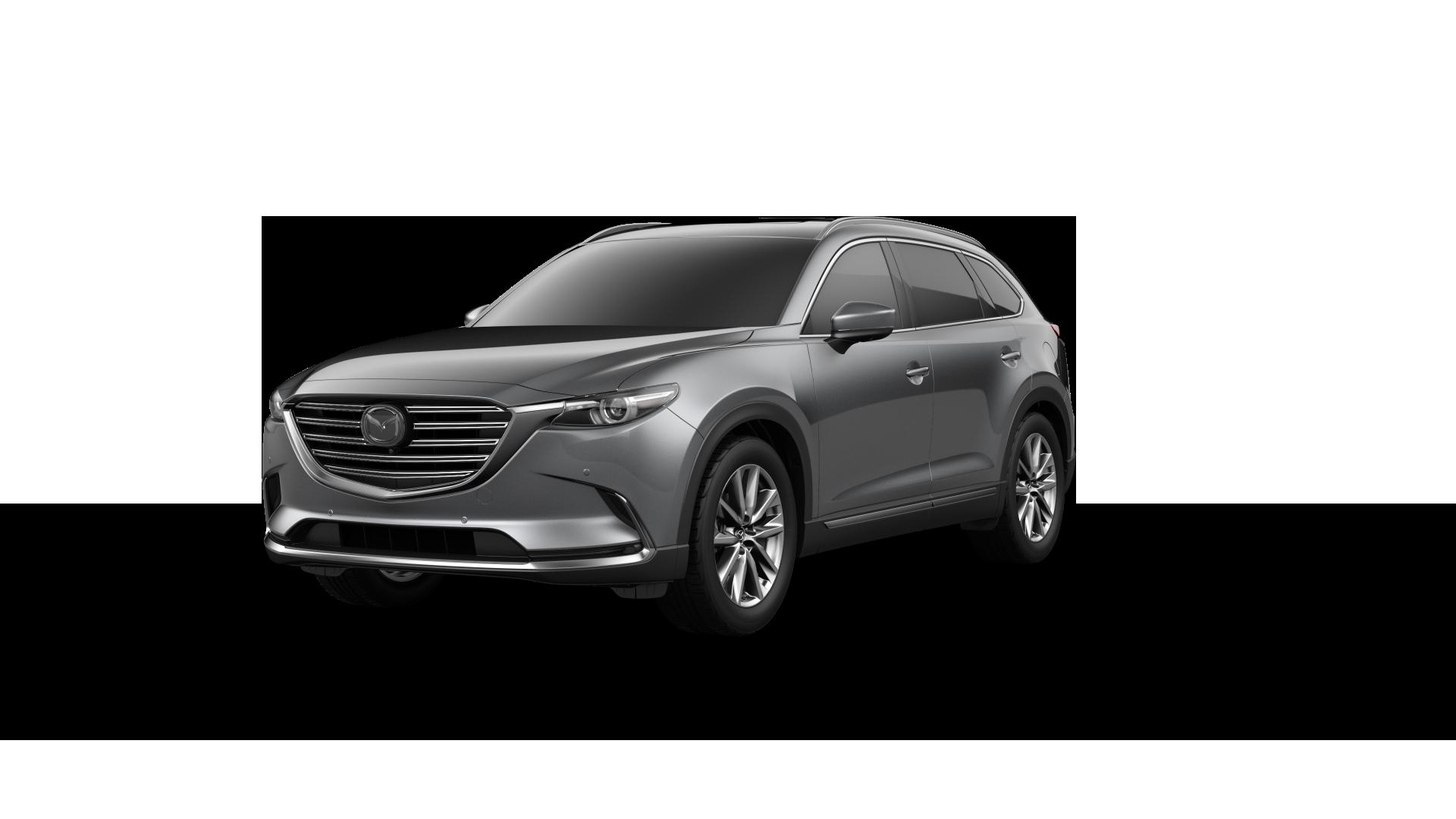Delightful The 2019 Mazda CX 9