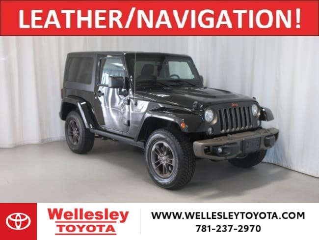 DYNAMIC_PREF_LABEL_AUTO_USED_DETAILS_INVENTORY_DETAIL1_ALTATTRIBUTEBEFORE 2017 Jeep Wrangler JK 75th Anniversary Edition SUV DYNAMIC_PREF_LABEL_AUTO_USED_DETAILS_INVENTORY_DETAIL1_ALTATTRIBUTEAFTER
