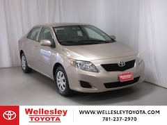 All new and used vehicles 2010 Toyota Corolla LE Sedan for sale near you in Wellesley, MA