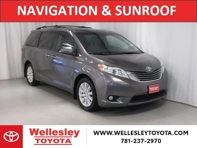 2015 Toyota Sienna For Sale >> Used 2015 Toyota Sienna For Sale In Ma Toyota Dealership Near Boston