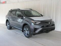 2018 Toyota RAV4 Hybrid LE SUV