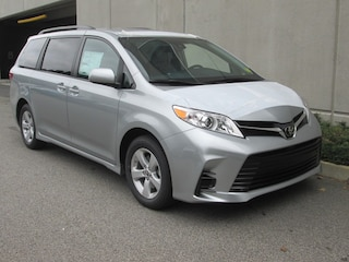 New 2019 Toyota Sienna LE 8 Passenger Van for sale near you in Wellesley, MA