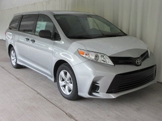 New Toyota cars, trucks, and SUVs 2019 Toyota Sienna L 7 Passenger Van for sale near you in Wellesley, MA