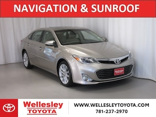 Used 2015 Toyota Avalon Limited Sedan for sale near you in Wellesley, MA