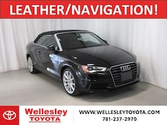 Used 2015 Audi A3 for sale Wellesley