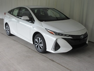 New Toyota cars, trucks, and SUVs 2018 Toyota Prius Prime Plus Hatchback for sale near you in Wellesley, MA