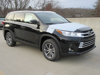 New Toyota cars, trucks, and SUVs 2019 Toyota Highlander XLE V6 SUV for sale near you in Wellesley, MA