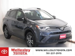 2017 Toyota RAV4 AWD LE SUV for sale near you in Wellesley, MA