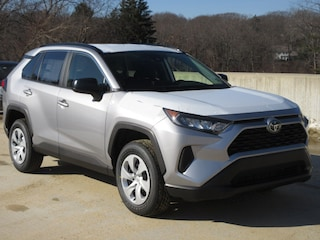 New 2019 Toyota RAV4 LE SUV for sale near you in Wellesley, MA