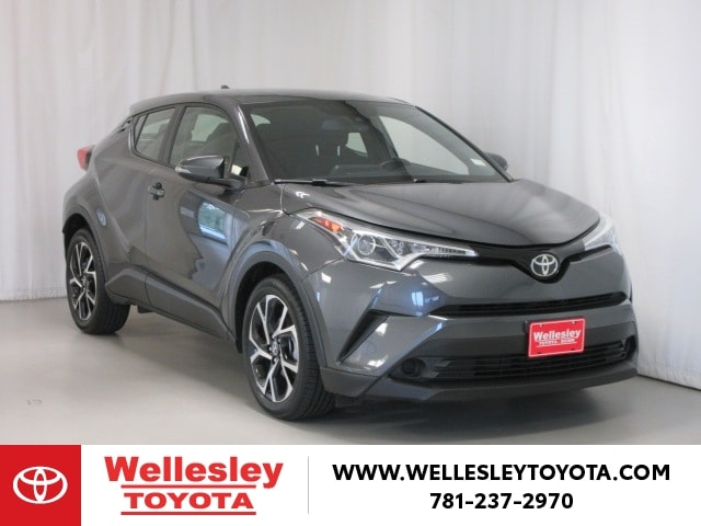 Featured 2018 Toyota C-HR XLE SUV for sale near you in Wellesley, MA
