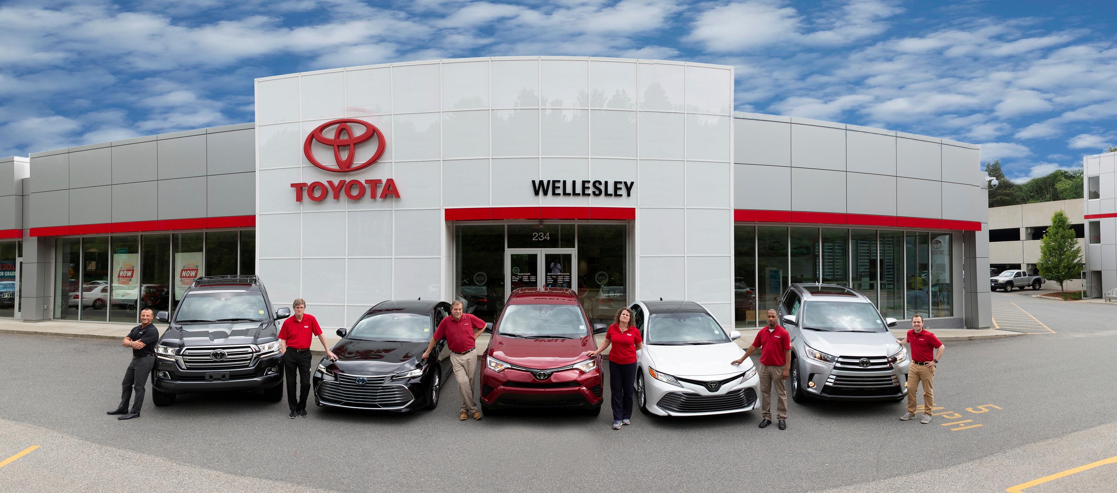 Welcome To Wellesley Toyota