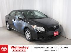 2009 Toyota Corolla Base Sedan for sale near you in Wellesley, MA