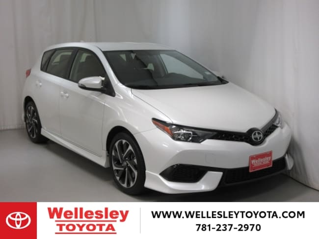 DYNAMIC_PREF_LABEL_AUTO_USED_DETAILS_INVENTORY_DETAIL1_ALTATTRIBUTEBEFORE 2016 Scion iM Base Hatchback DYNAMIC_PREF_LABEL_AUTO_USED_DETAILS_INVENTORY_DETAIL1_ALTATTRIBUTEAFTER