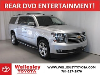 Used 2015 Chevrolet Suburban 1500 for sale near you in Wellesley, MA