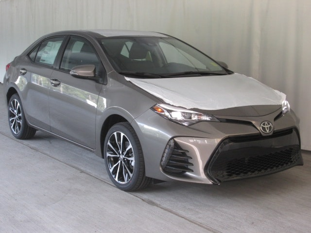 Featured 2019 Toyota Corolla SE Sedan for sale near you in Wellesley, MA