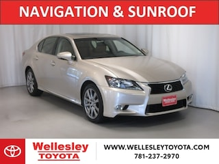 Used cars, trucks, and SUVs 2013 LEXUS GS 350 AWD Sedan for sale near you in Wellesley, MA
