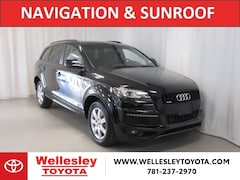 Used 2013 Audi Q7 for sale Wellesley