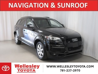 Used 2013 Audi Q7 for sale near you in Wellesley, MA