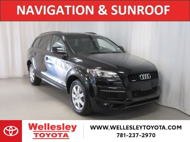 DYNAMIC_PREF_LABEL_AUTO_USED_DETAILS_INVENTORY_DETAIL1_ALTATTRIBUTEBEFORE 2013 Audi Q7 3.0T S Line Prestige SUV DYNAMIC_PREF_LABEL_AUTO_USED_DETAILS_INVENTORY_DETAIL1_ALTATTRIBUTEAFTER