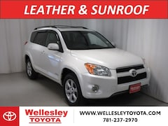 2012 Toyota RAV4 4WD Limited SUV for sale near you in Wellesley, MA