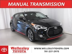 Used 2016 Hyundai Veloster for sale Wellesley