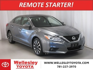 Used cars, trucks, and SUVs 2016 Nissan Altima 2.5 SV Sedan for sale near you in Wellesley, MA