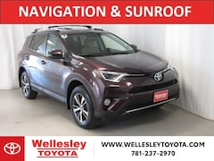 2016 Toyota RAV4 AWD XLE SUV for sale near you in Wellesley, MA