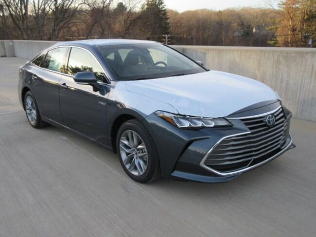 New 2019 Toyota Avalon Hybrid For Sale Near Boston Ma Toyota Dealer