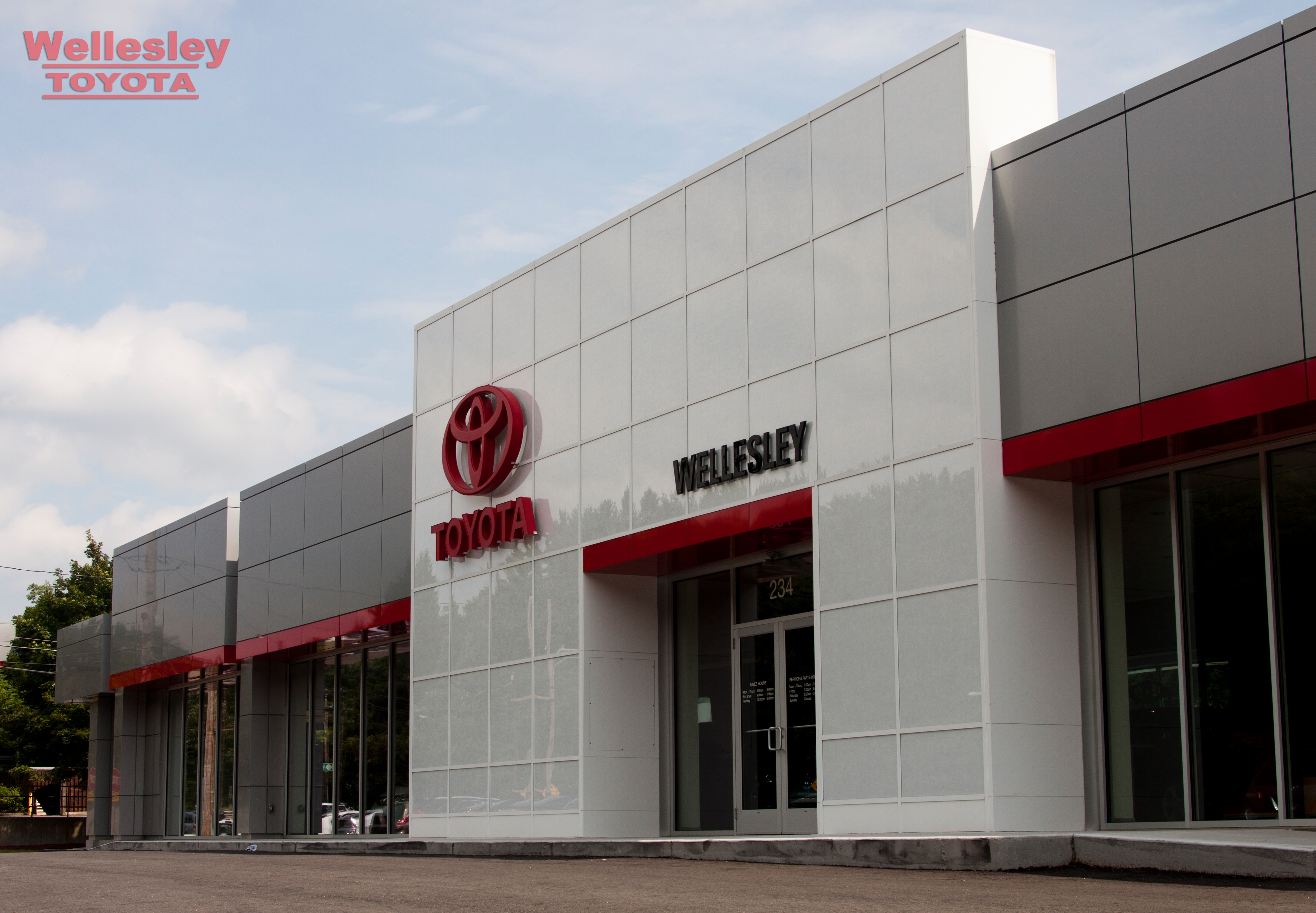 Wellesley Toyota New Toyota Dealership Near Boston