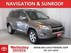 2010 Toyota RAV4 Limited SUV for sale near you in Wellesley, MA