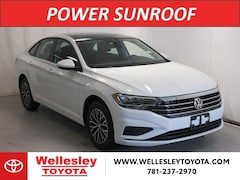 2019 Volkswagen Jetta 1.4T SE Sedan for sale near you in Wellesley, MA