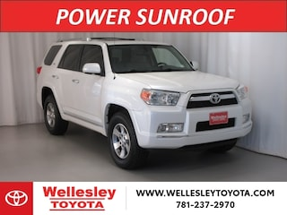 Used 2011 Toyota 4Runner SR5 SUV for sale near you in Wellesley, MA
