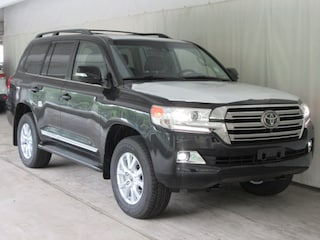 New 2018 Toyota Land Cruiser V8 SUV for sale near you in Wellesley, MA