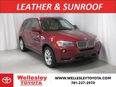 Used 2013 BMW X3 xDrive35i for sale Wellesley